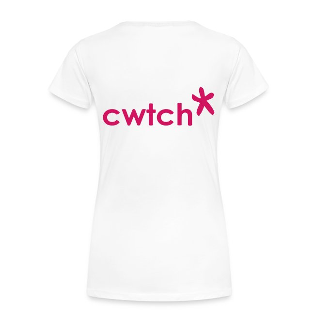 Give a bigger Cwtch Full of love