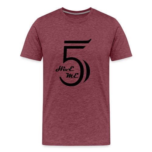 Hive Me Five Indigo Boy - Männer Premium T-Shirt