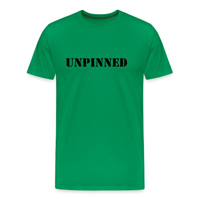Unpinned wargame t-shirt (velvety feel)