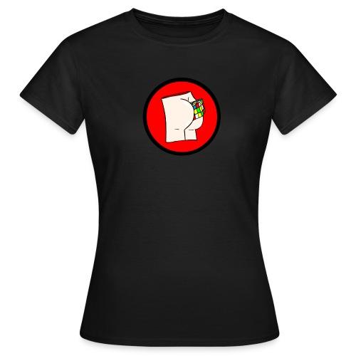 Rubix-ass for the Ladies - Women's T-Shirt