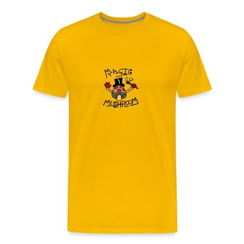 Classic! Magic Mushroom for the Guys - Men's Premium T-Shirt