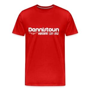 Dennistoun Merchant City East - Men's Premium T-Shirt