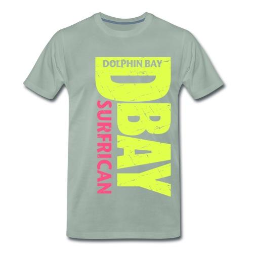 Dolphin Bay ...  D-Bay SURFRICAN - Maglietta Premium da uomo