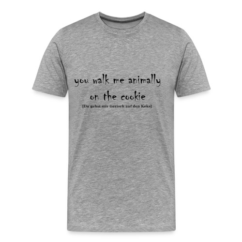 New - Cookie - Männer Premium T-Shirt