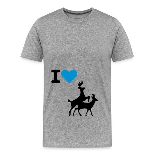 JD - Premium-T-shirt herr
