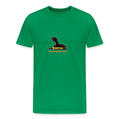 Pedantor! (Big & Tall T-Shirt) - Men's Premium T-Shirt