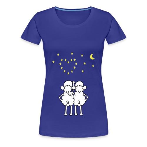 Fruehlingsgefuehle - Frauen Premium T-Shirt