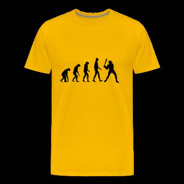 Evolution Baseball T-Shirts
