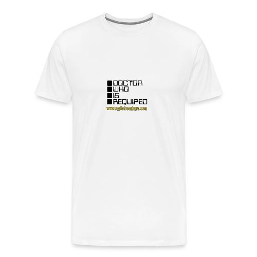 WOTAN (Big & Tall T-Shirt) - Men's Premium T-Shirt