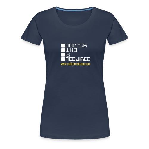 WOTAN (Plus Size T-Shirt) - Women's Premium T-Shirt