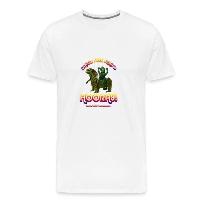 Hooray! (Big & Tall T-Shirt)