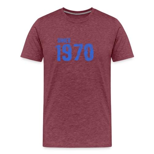 Since 1970 - Mannen Premium T-shirt