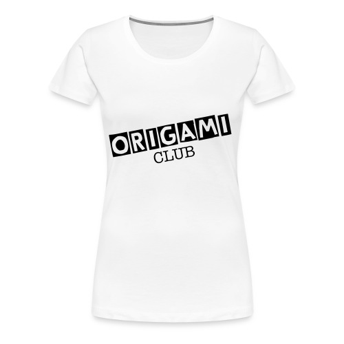GIRLS T SHIRT WITHOUT CRANE - Women's Premium T-Shirt