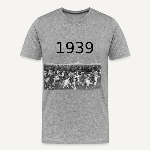 Kawaleria 1939 - Koszulka męska Premium