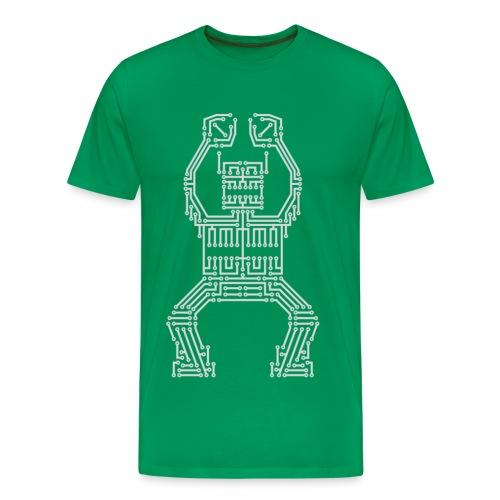 PCB Robot - Men's Premium T-Shirt