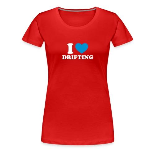 Drifting - Maglietta Premium da donna