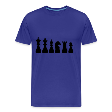 Evolution Chess T-Shirts