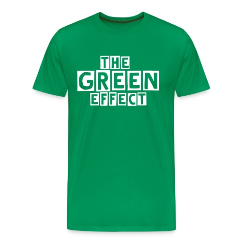 My Green obsession - Men's Premium T-Shirt