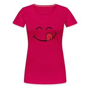 Damska koszulka - Koszulka damska Premium