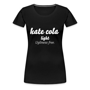Kate cola light - T-shirt Premium Femme