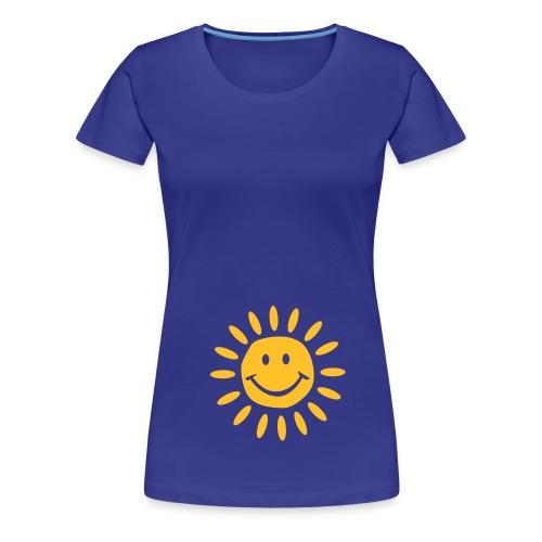 Sunshine classic yellow, gelb - Women's Premium T-Shirt