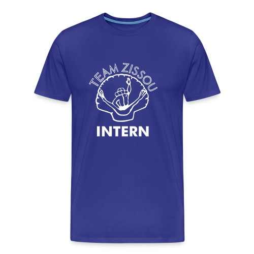 Be an official Team Zissou Intern - Men's Premium T-Shirt