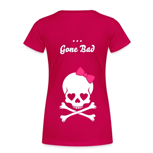 Good Girls Gone Bad Girlieshirt - Vrouwen Premium T-shirt