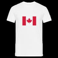 T-shirts ~ Mannen T-shirt ~ Canada