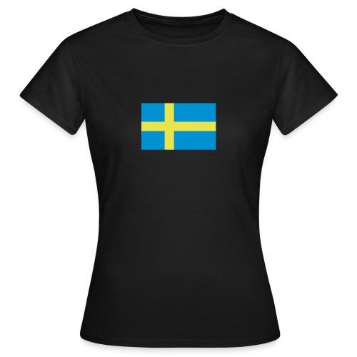 Zweden - Vrouwen T-shirt