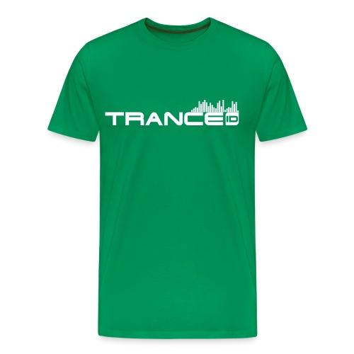 TranceID GreenMan - Men's Premium T-Shirt
