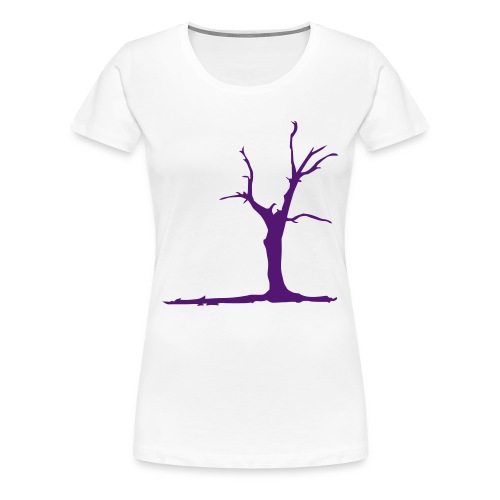 TREE LIFE - Frauen Premium T-Shirt