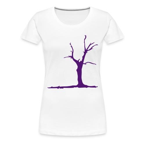 TREE LIFE - Frauen Premium T-Shirt