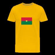 T-shirts ~ Mannen Premium T-shirt ~ Burkina