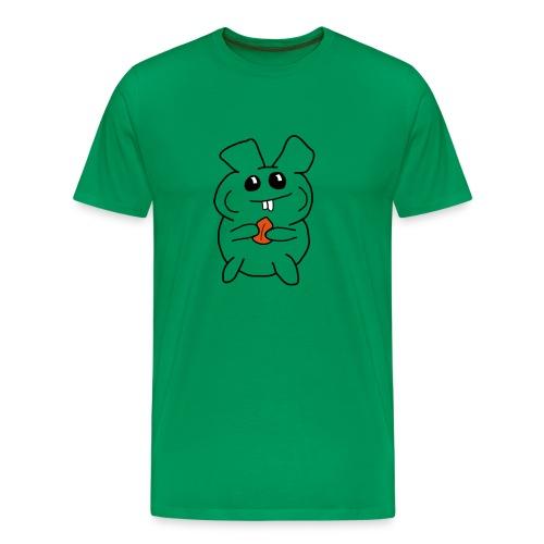 Hamster an die Macht! - Männer Premium T-Shirt