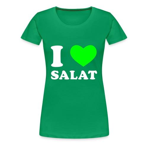 Gemüse-Junkie - Frauen Premium T-Shirt
