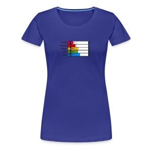 GDA - Frauen Premium T-Shirt