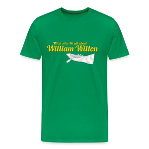 William Wilton What's the Struth? - Men's Premium T-Shirt