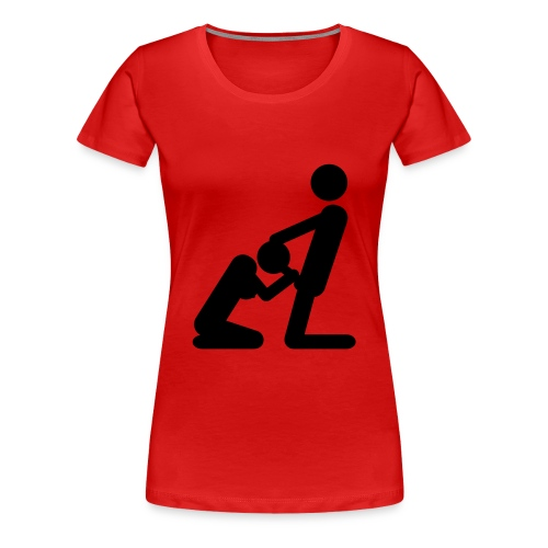 Blow - Frauen Premium T-Shirt