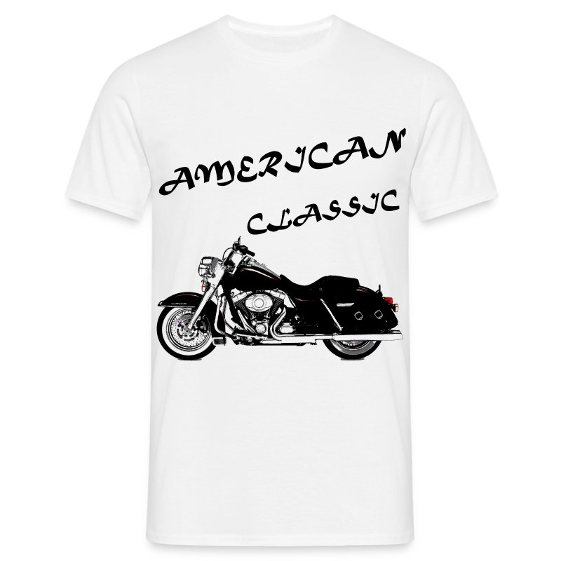 American classic - T-shirt Homme