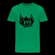 Tee shirts ~ T-shirt Premium Homme ~ Henderson's Boys - Men