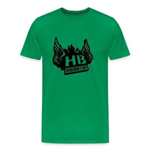 Henderson's Boys - Men - Men's Premium T-Shirt