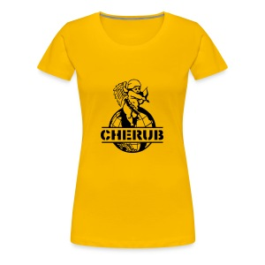 Cherub Campus - Womens Multi-colour T-Shirt - Women's Premium T-Shirt