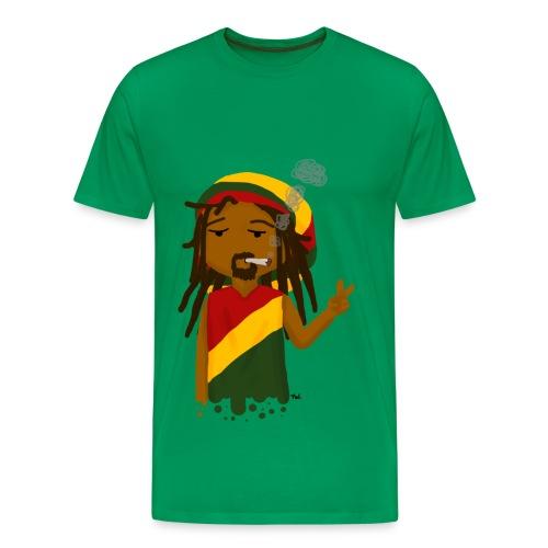 Rasta! - Mannen Premium T-shirt