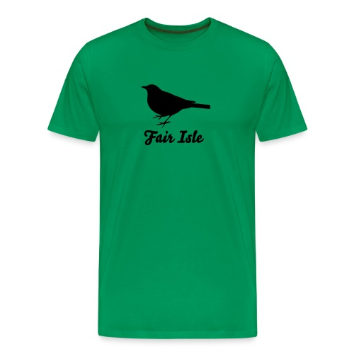 Black Bird - Men's Premium T-Shirt