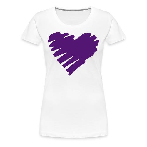 Love !. - Frauen Premium T-Shirt