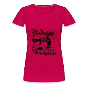 Bede & the Venerables Women's shirt - Women's Premium T-Shirt
