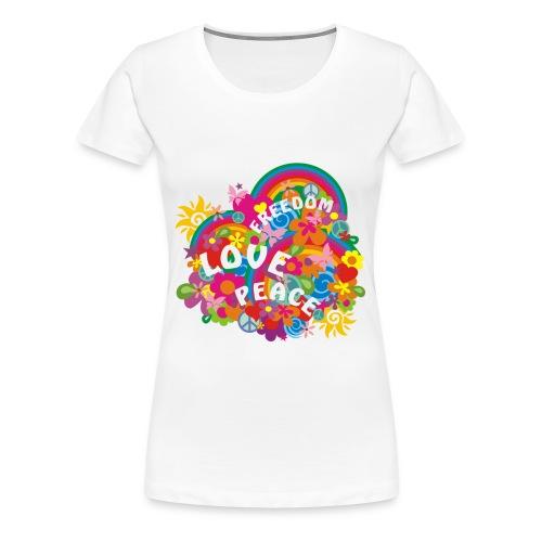 Animallove - Frauen Premium T-Shirt