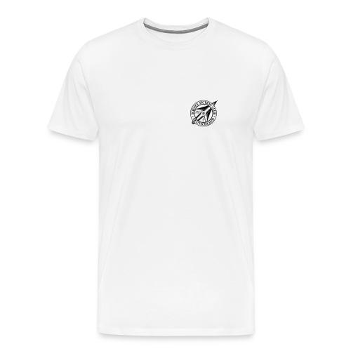 SFCD-Logo auf dem Herzen - Männer Premium T-Shirt