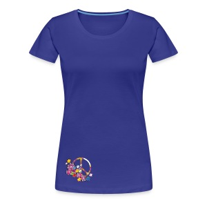 Shirt Peace klein - Frauen Premium T-Shirt