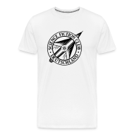 T-Shirts ~ Männer Premium T-Shirt ~ SFCD-Logo vorne